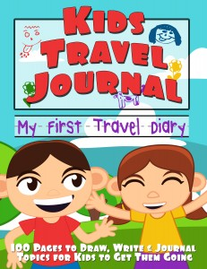 kids journal cover